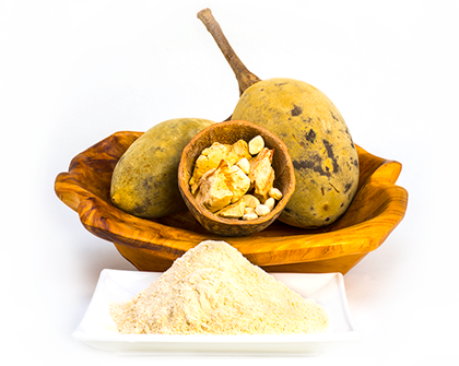 Baobab Superfruit Powder, high in antioxidants.