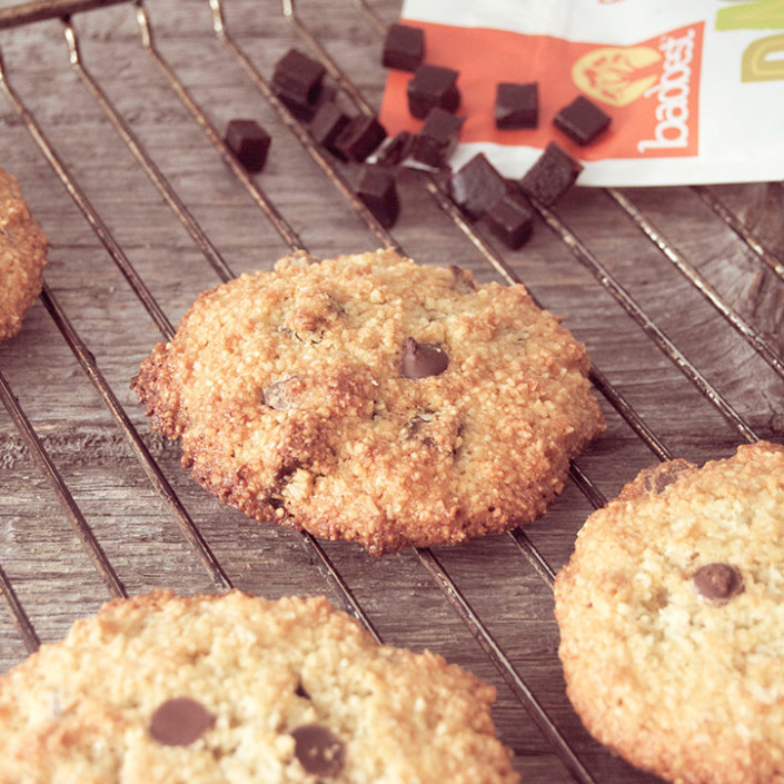 Pomegranate Baobite and Chocolate Chip Cookies - Baobab Recipe