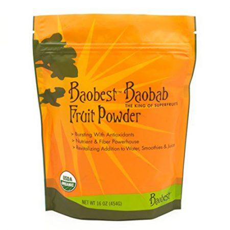 Baobab Superfruit Powder - 16-oz-bag