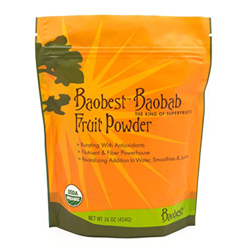 Baobab Superfruit Powder - 16-oz-bag