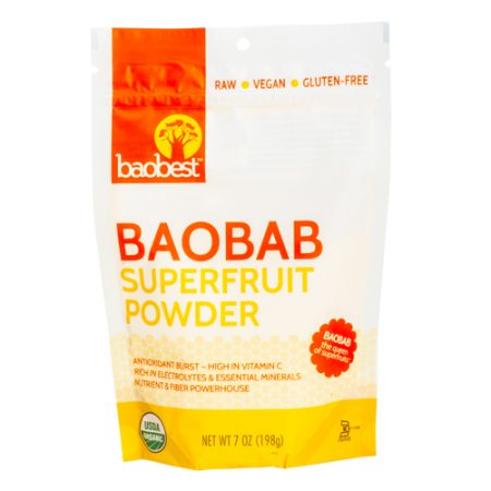 Baobab Superfruit Powder - 7-oz-bag